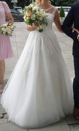 Suknia ślubna marki Hadassa model Malin