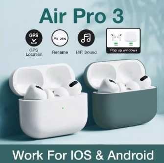 Беспроводные наушники AirPods Pro 3+чехол в подарок