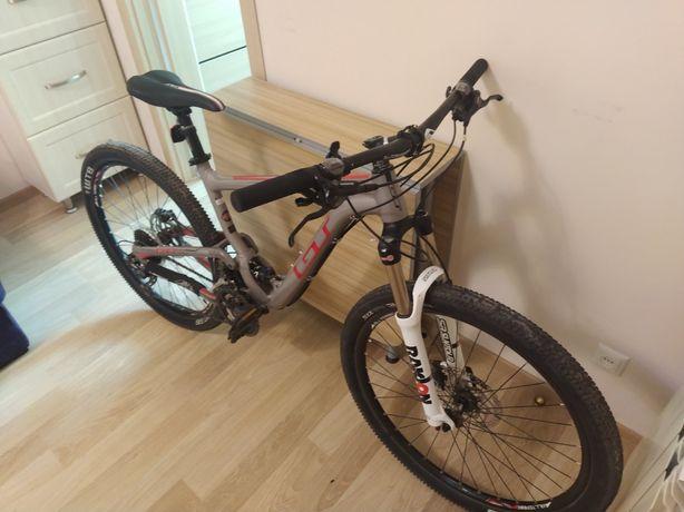 Продам велосипед двухподвес Helion gt бу