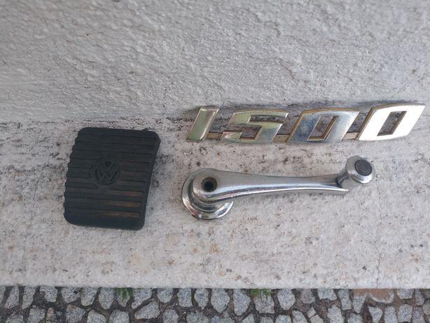 Peças VW carocha 1500