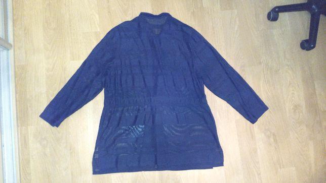 Пиджак-накидка Mara Fashion, размер 48