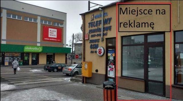 Lokal do wynajęcia w centrum miasta Hrubieszów na deptaku!