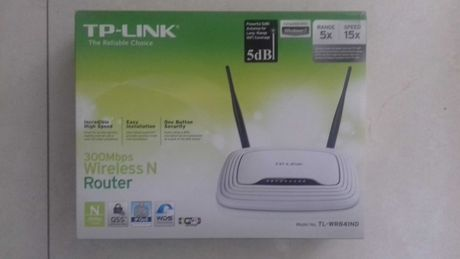 Router TP-Link TL-WR 841 ND