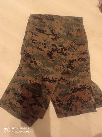 marpat woodland spodnie, kontrakt small/regular
