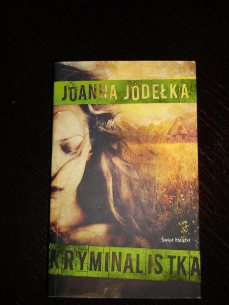 Kryminalistka, Joanna Jodełka
