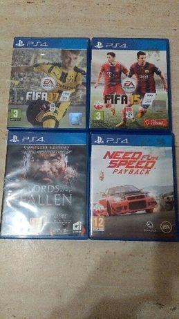 Sprzedam Gry PS4