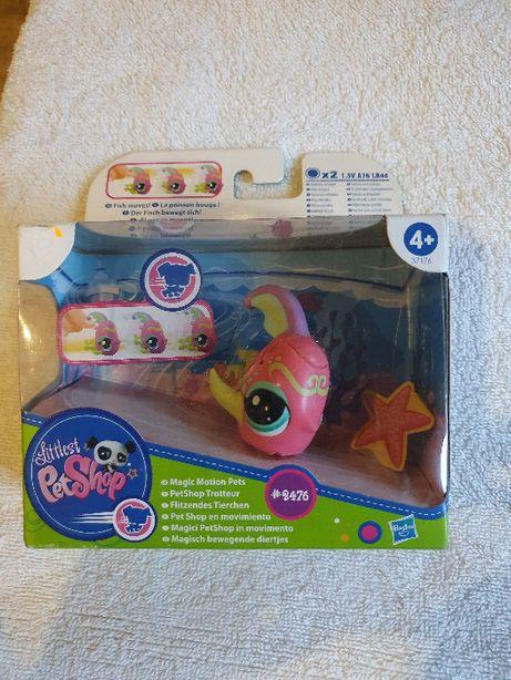 Littlest PetShop figurka rybki nowa - po likwidacji sklepu