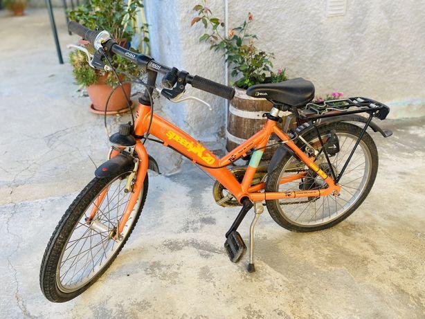 Bicicleta Roda 20 Criança