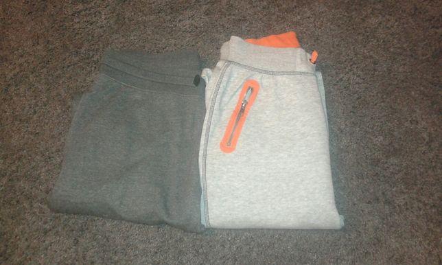 Spodnie dresowe H&M 2 szt