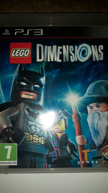 Lego dimensions LEGO DIMENSIONS ps3 gra