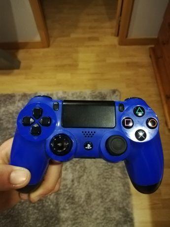 Comando Ps4 azul