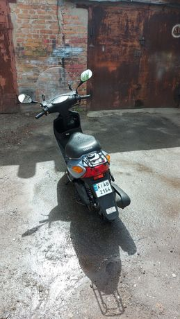 Yamaha jog sa36j