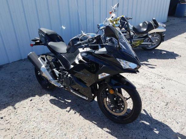Kawasaki EX400 2019