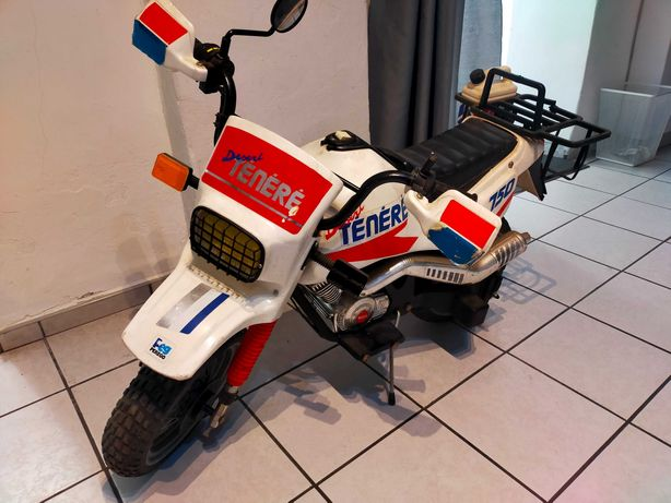 Peg Perego Desert Tenere dla dziecka do sesji motocykl