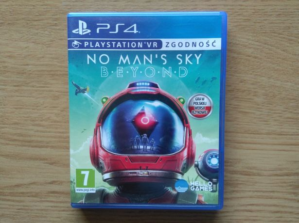No Man's Sky Beyond PS4 Playstation 4 PL