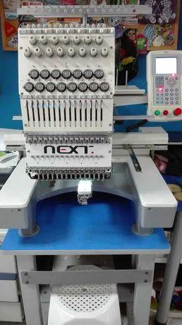 Máquina de bordar de 15 agulhas