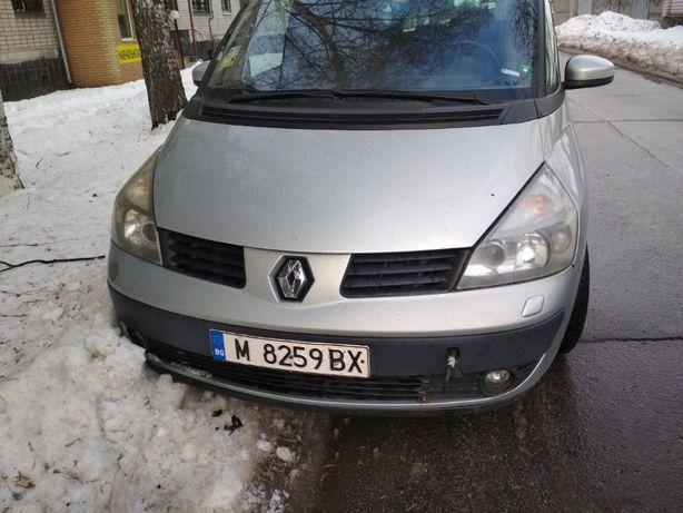 Запчасти б.у Renault Espace 4 2.2 cdi разборка Рено Эспейс Рено Еспейс