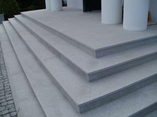 Stopień Granitowy Schody Granit Kamień Taras Ogród 150x33x2 cm HIT!