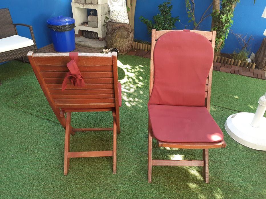 10 Capas para cadeiras de Jardim Carcavelos E Parede - imagem 1