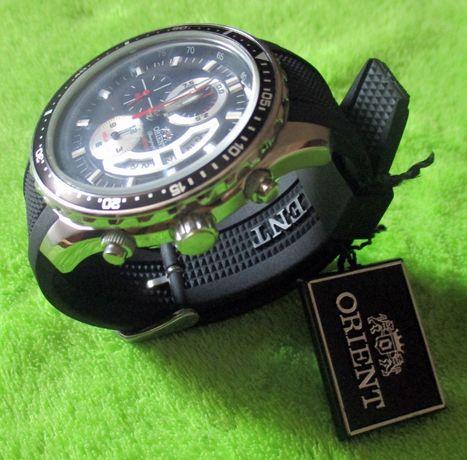 Оригинальные японские часы Orient (дайвинг, фридайвинг) [микро б/у]