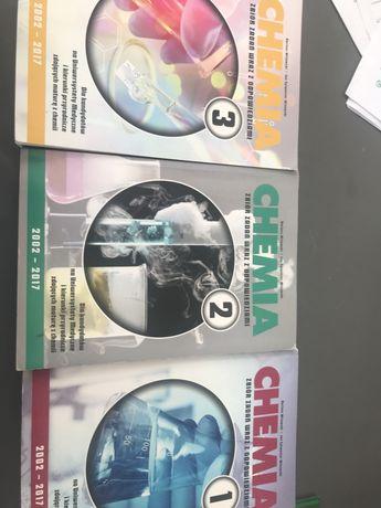 Chemia zbiór zadań tom 1, 2, 3 Witowski