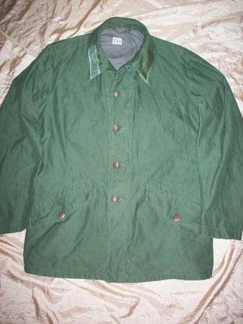 Милитария армия Швеции винтажная куртка китель 1972 год