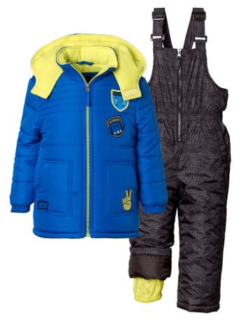 Зимние(еврозима) комбинезоны iXtreme для мальчиков от 1 до 7 лет