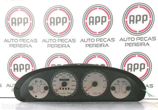 Quadrante Fiat Punto GT  1998