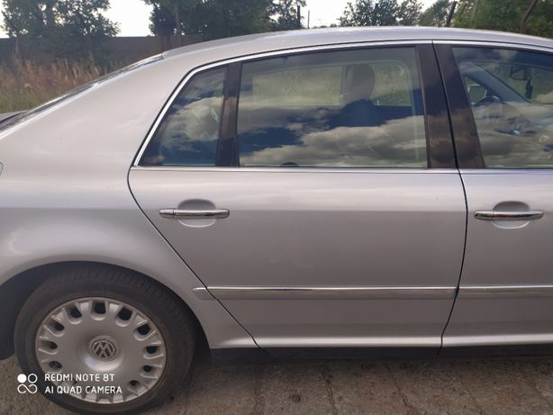 Volkswagen Phaeton drzwi prawe tylne