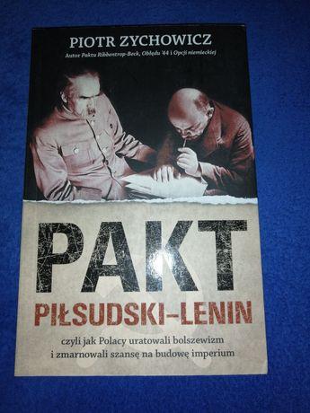 Pakt Piłsudski - Lenin, Piotr Zychowicz