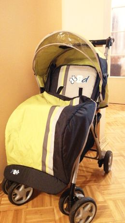 Spacerówka Baby Design Tiny jak nowa