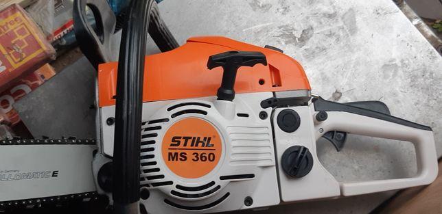 Продам бензопилу STIHL36