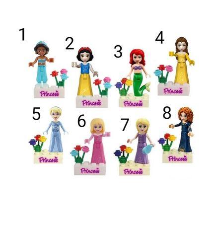 Nowe figurki Księżniczki w pełni kompatybilne z klockami Lego
