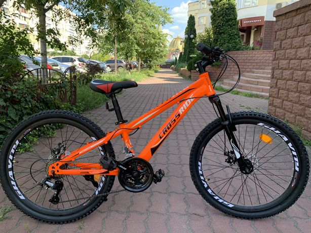 """Велосипед  Crossride Skyline 24"""""""