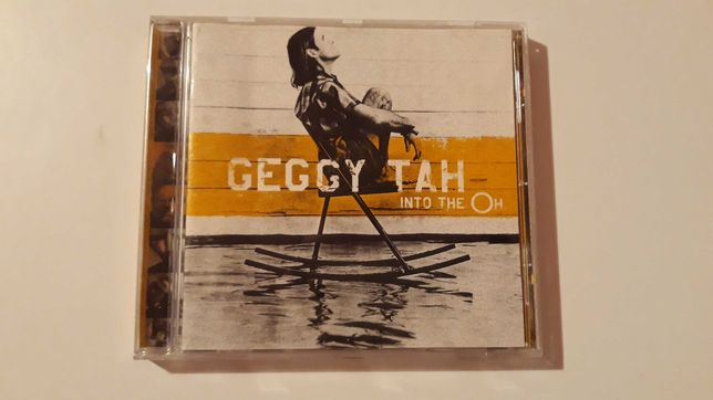 "Geggy Tah - "" Into the Oh "" - CD - portes incluidos"