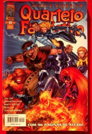 BD MARVEL Comics Almanaques Revistas Graphic Novels SingleIssues Trade