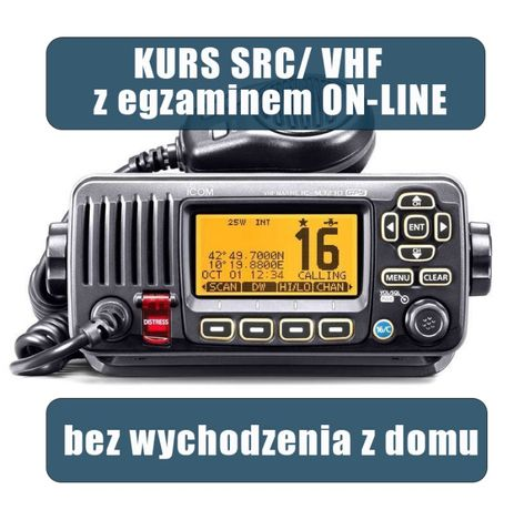 Radiooperator SRC (międzynarodowy) z egzaminem ON-LINE !