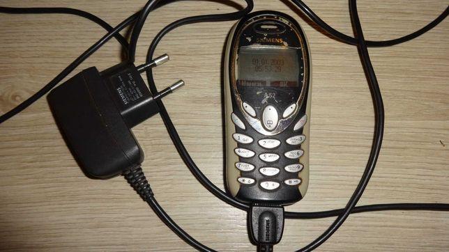 Мобильный телефон  Siemens A52  + зарядное устройство!