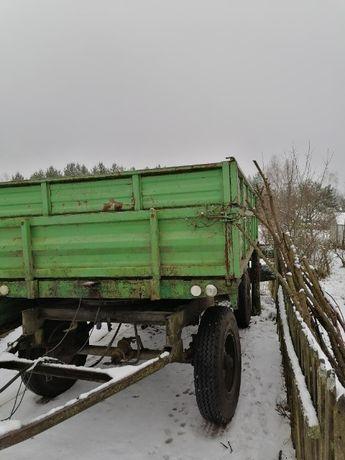 przyczepy rolnicze