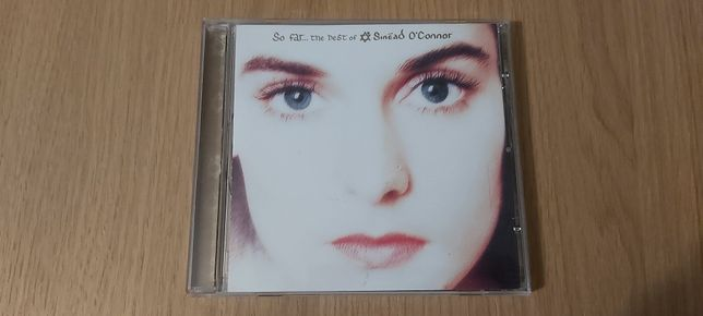 So far... The best of Sinead O'Connor - CD