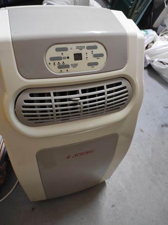 Ar condicionado portatil 12.000 BTUS - Frio e Quente a 100%
