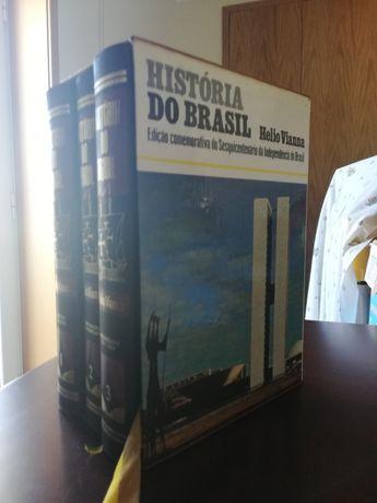 Edição comemorativa do Sesquicentenario da Independência do Brasil