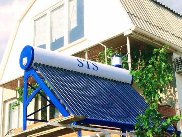 БЕСПЛАТНАЯ доставка. Солнечные коллекторы (водонагреватели)