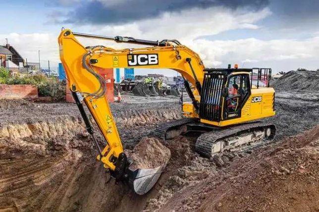 Retro escavadora JVC 220X