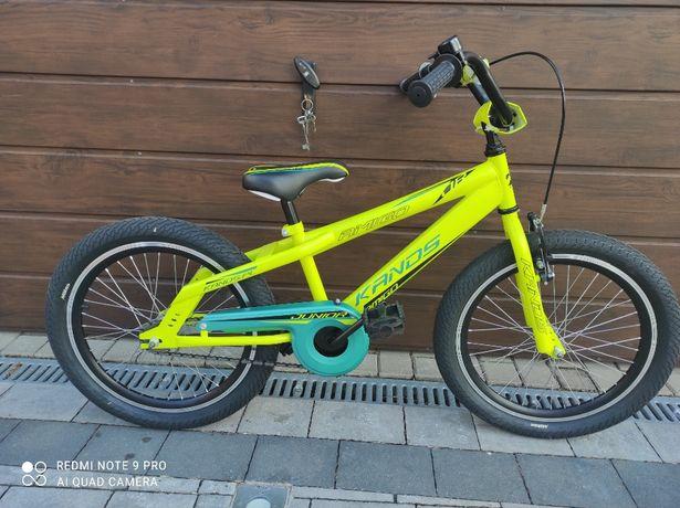 """Rower chłopięcy Amigo 20"""" Nowy"""