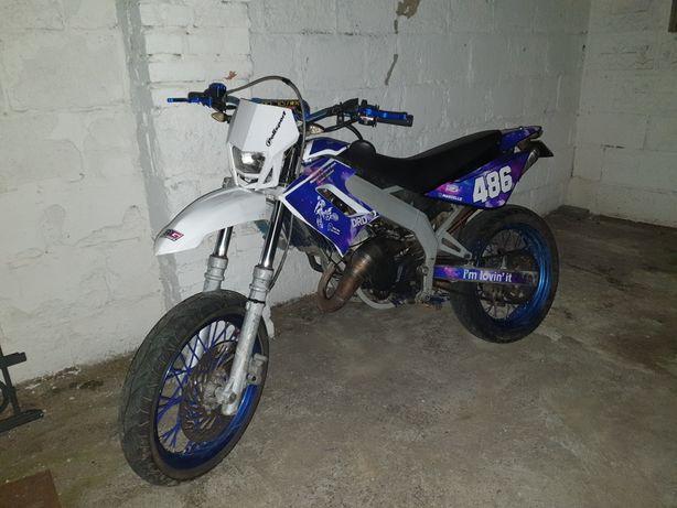 Motorower Derbi senda DRD Racing
