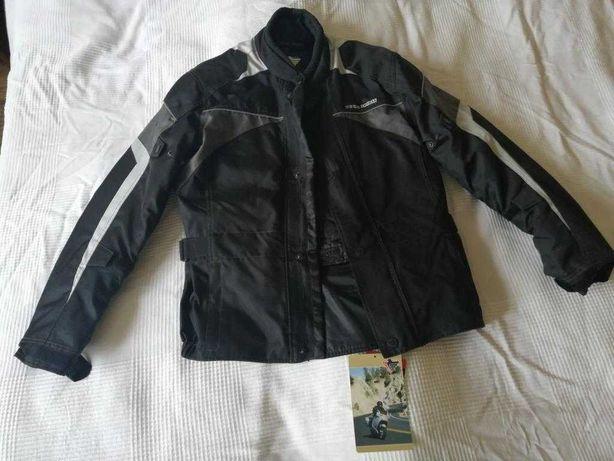 NOWE kompletne ubranie na motor kurtka i spodnie rozm. L
