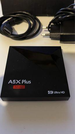 Android TV Box A5X plus mini 4K