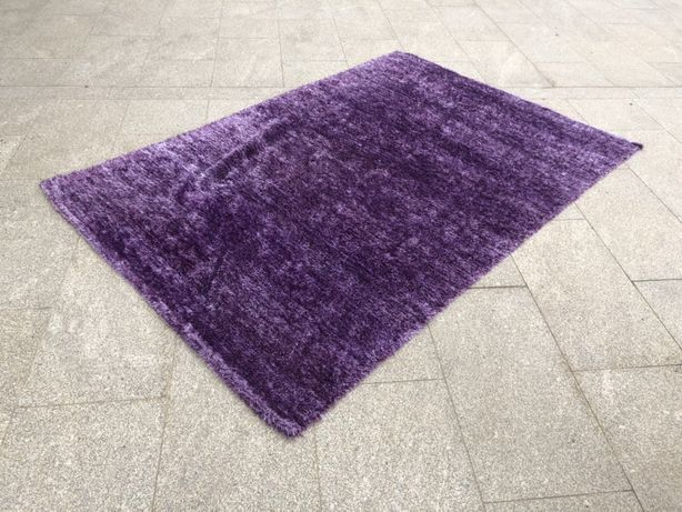 Vendo carpete roxa e lilás
