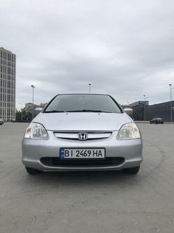 Honda civic eu7 2003 1,4 мкпп газ